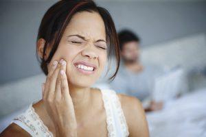 Mt. Holly dentist treats pericoronitis